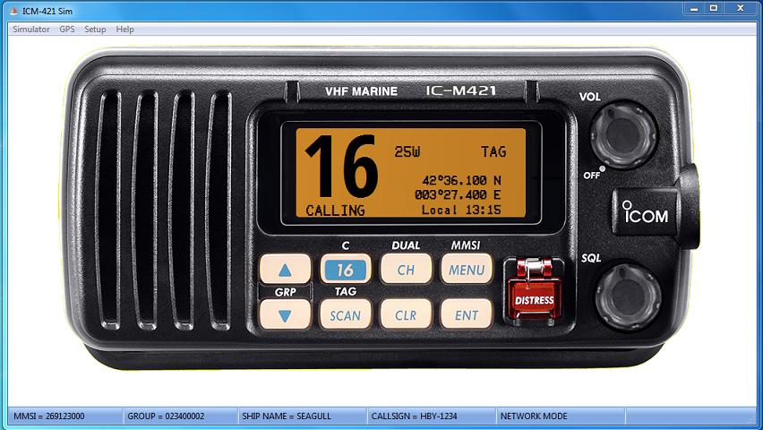 hb9rxc ham radio station rh hb9rxc homeip net icom m412 manual icom ic-m421 manuale d'uso